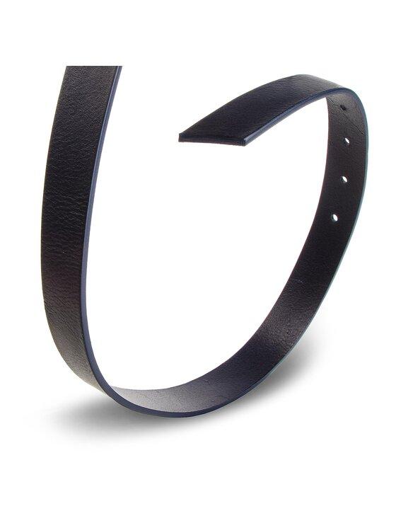 Tommy Hilfiger Tommy Hilfiger Pasek Damski Classic Belt 2.5 AW0AW06159 Granatowy