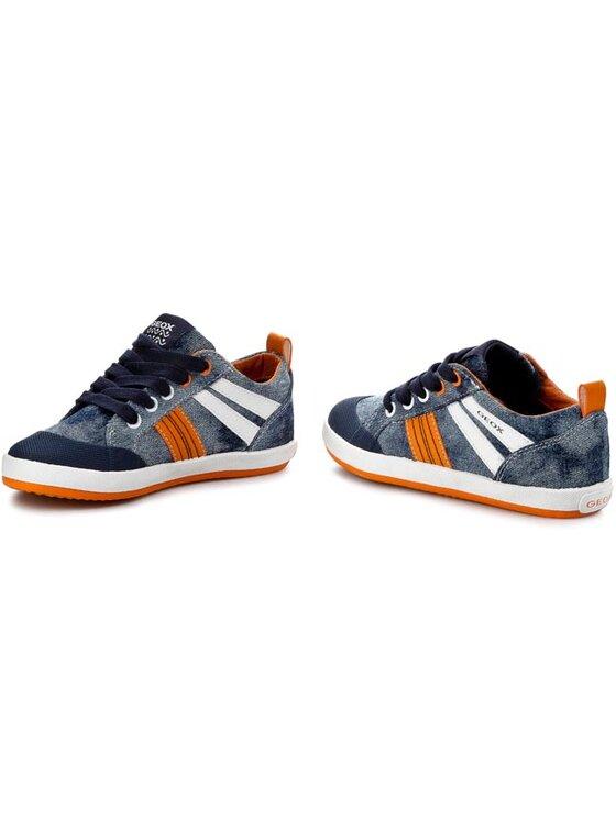 Geox Geox Chaussures basses J Kiwi B. I J52A7I01354C4030 / M Bleu