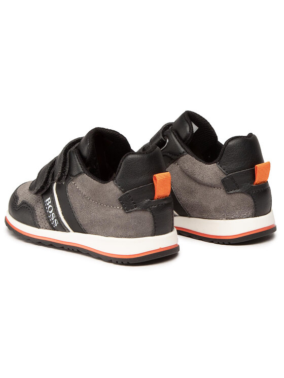 Boss Boss Sneakersy J09139 Szary