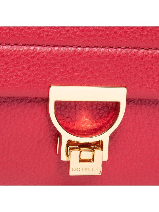 Coccinelle Coccinelle Torebka HD5 Arlettis E1 HD5 15 03 01 Czerwony