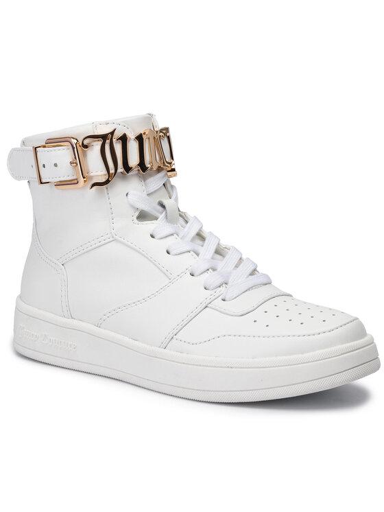 Juicy Couture Black Label Laisvalaikio batai Candice B4JJ200 Balta