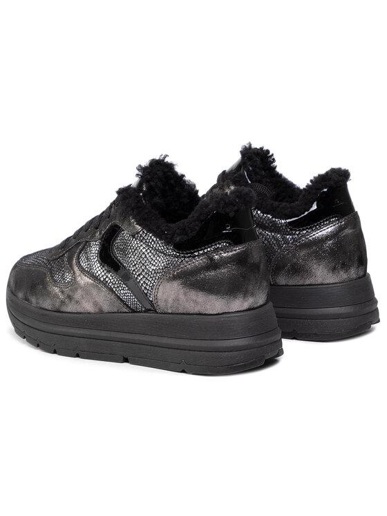 Voile Blanche Voile Blanche Laisvalaikio batai Maran Fur 0012014296.03.1A21 Sidabrinė
