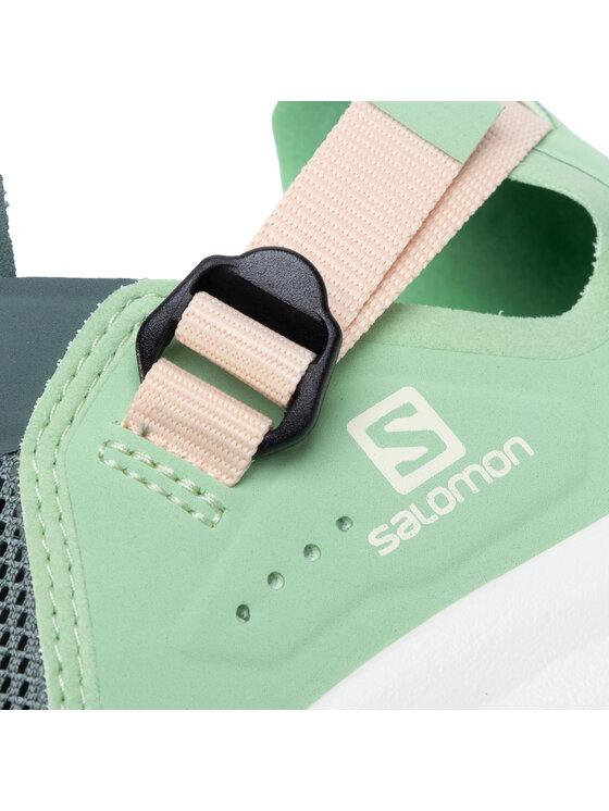Salomon Salomon Trekkingi Tech Amphib 4 W 409853 Zielony