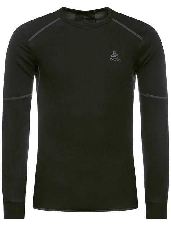 Odlo Odlo Funkčné tričko Active X-Warm Bl 155162 Čierna Fitted Fit