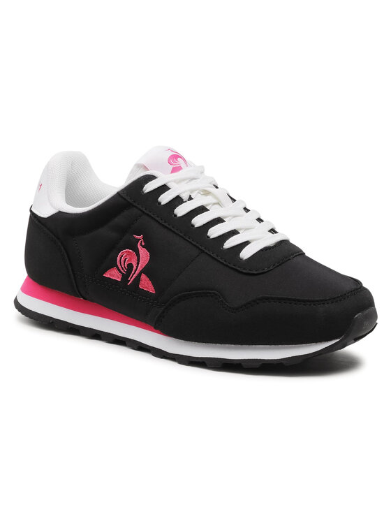 Le Coq Sportif Laisvalaikio batai Astra W 2110137 Juoda