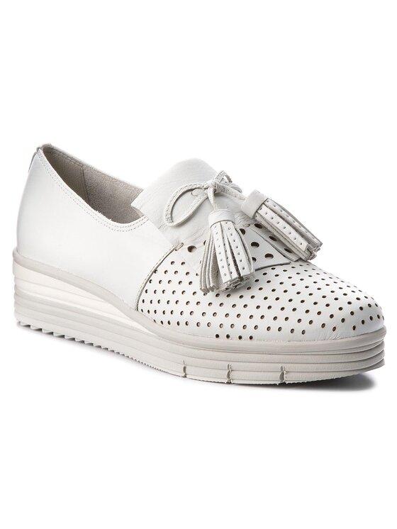 Tamaris Tamaris Обувки 1-24720-20 Бял