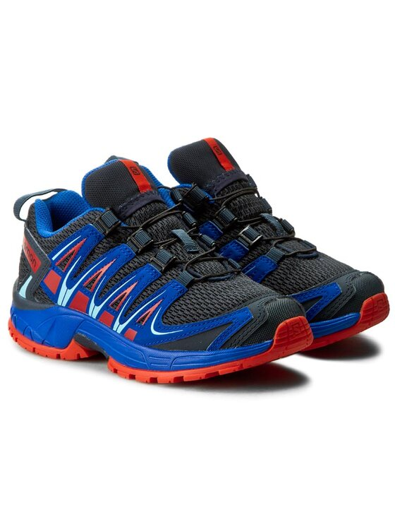 Salomon Salomon Παπούτσια πεζοπορίας Xa Pro 3D J 390442 09 M0