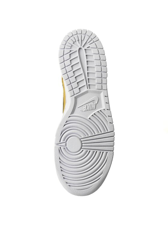 Nike Nike Topánky Dunk Low 904234 700 Žltá
