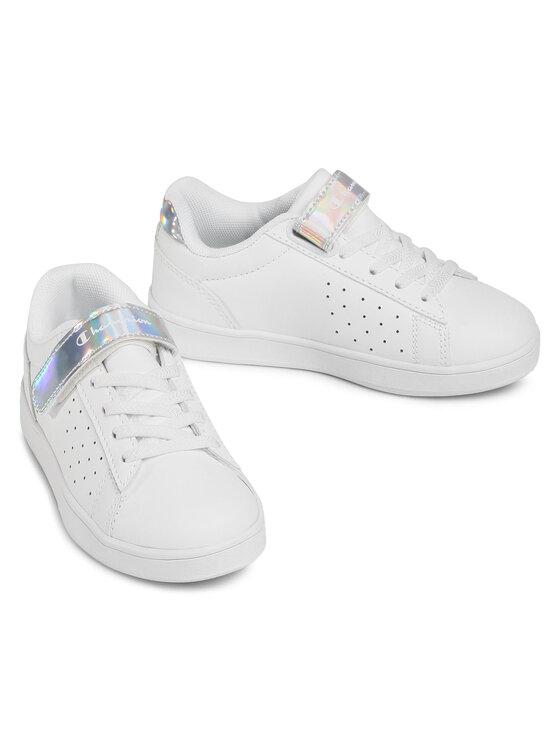 Champion Champion Sneakersy Alexia G Ps S31545-F20-WW016 Biały