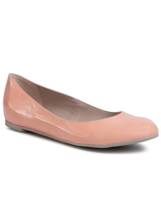 Balerini dama Gino Rossi Rosa DAG976-N65-9S00-1900-R roz