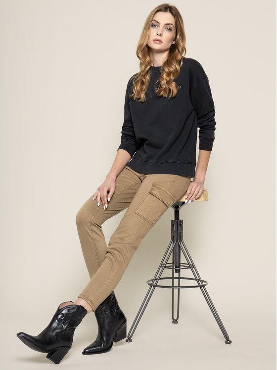 Pepe Jeans Pepe Jeans Sweatshirt Beatriz PL580909 Schwarz Regular Fit
