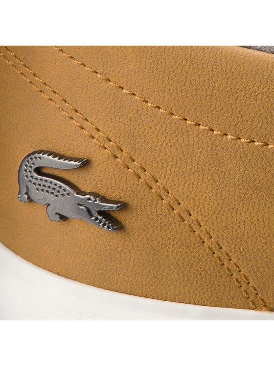 Lacoste Lacoste Sneakersy Esparre 318 1 Cam 7-36CAM0016TB2 Brązowy