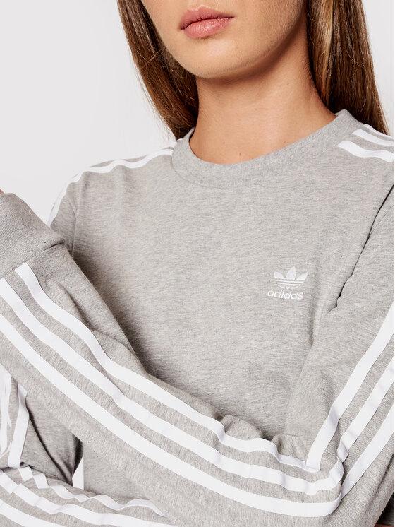 adidas adidas Majica adicolor Classics H33570 Siva Standard Fit