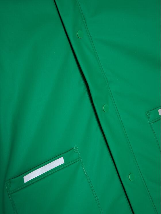 Playshoes Playshoes Kurtka przeciwdeszczowa 408638 M Zielony Regular Fit