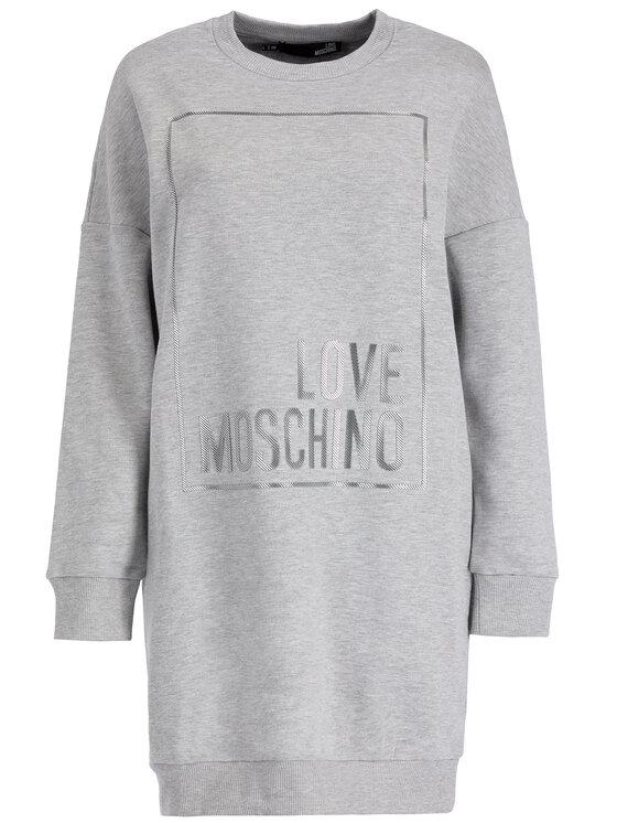LOVE MOSCHINO LOVE MOSCHINO Strickkleid W5A4802M 4068 Regular Fit