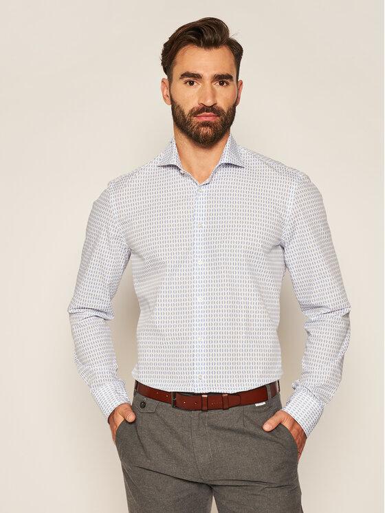 Baldessarini Marškiniai Henry 10007/000/1000 Mėlyna Regular Fit