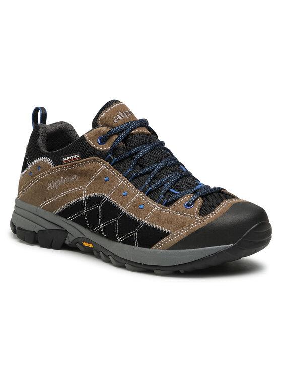 Alpina Turistiniai batai Tropez 623C-1K Ruda
