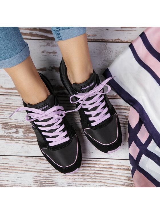 Versace Jeans Versace Jeans Sportcipő E0VSBSA1 Fekete