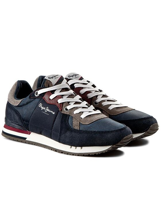 Pepe Jeans Pepe Jeans Sneakers Tinker Basic PMS30147 Blu