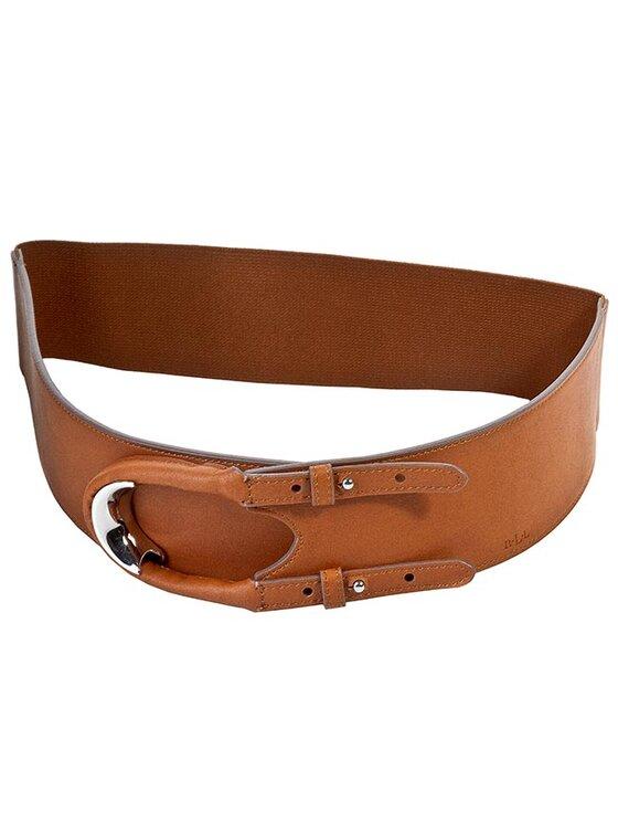 Lauren Ralph Lauren Lauren Ralph Lauren Cintura da donna N43 LB061 YL041 A2L39 Marrone
