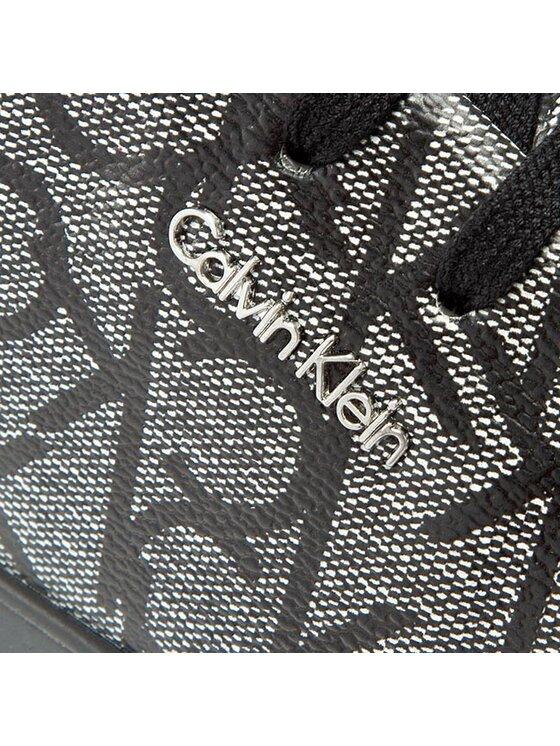 Calvin Klein Calvin Klein Półbuty Napoleon O11057 Czarny