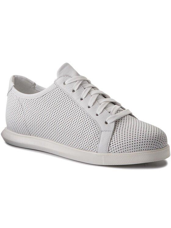 Gino Rossi Gino Rossi Sneakersy Ozuki DPH888-AC7-HN00-1100-0 Biały