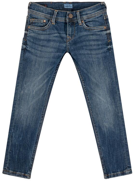 Pepe Jeans Pepe Jeans Jeans PB200528 Dunkelblau Skinny Fit
