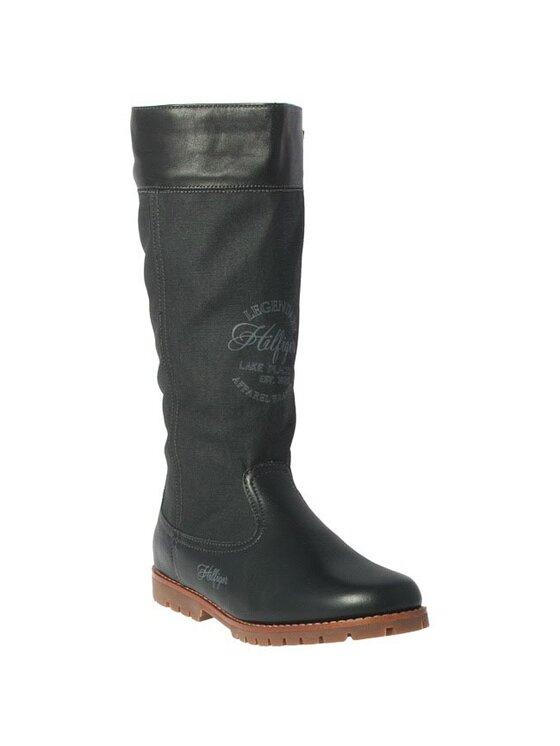 Tommy Hilfiger Tommy Hilfiger Μπότες Eddie 4 FG8FB01372 Μαύρο