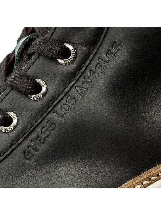 Guess Guess Sneakers Eric FMERI4 LEA10 Nero