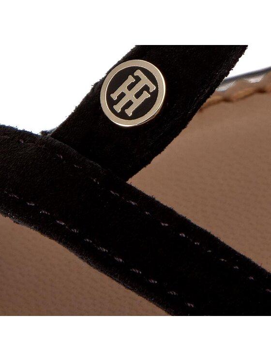 Tommy Hilfiger Tommy Hilfiger Sandále Jennifer 25B FW0FW00262 Čierna