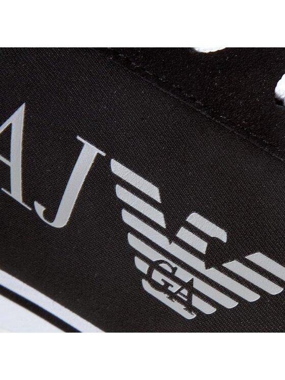 Armani Jeans Armani Jeans Półbuty 06533 31 12 Czarny