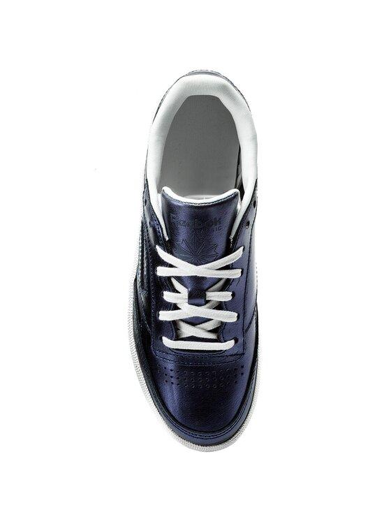 Reebok Reebok Pantofi Club C 85 S Shine CM8687 Bleumarin