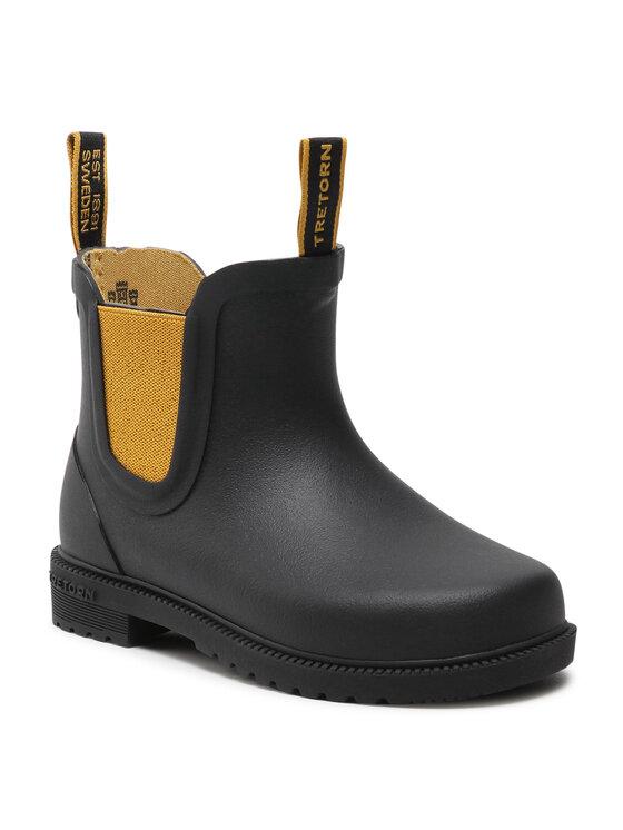 Tretorn Guminiai batai Kids Chelsea Classic 472632 Juoda