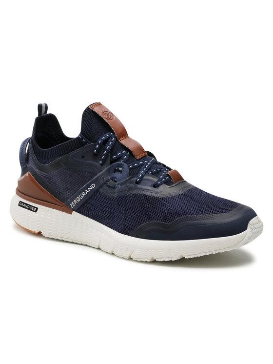 Cole Haan Laisvalaikio batai Zg Overtake Rnnr C32109 Tamsiai mėlyna