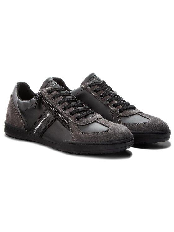 Trussardi Trussardi Jeans Sneakersy 77A00093 Szary