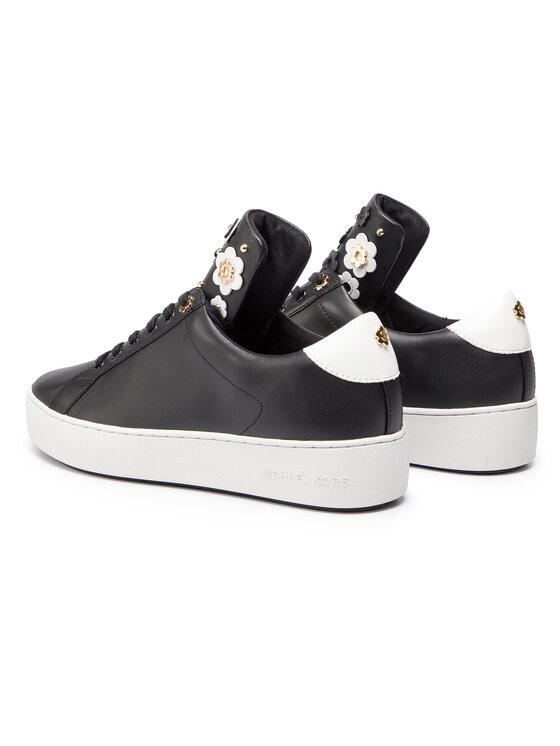 MICHAEL Michael Kors MICHAEL Michael Kors Sneakersy Mindy Lace Up 43S8MNFS2L Czarny