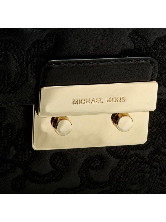 Michael Kors Michael Kors Handtasche Lace 30H6GL8L3T Schwarz