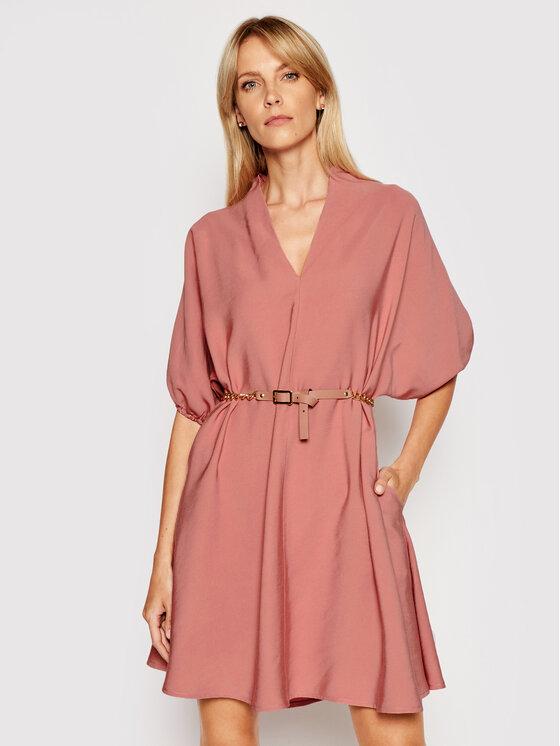 Imperial Kasdieninė suknelė ABQCBGI Rožinė Regular Fit