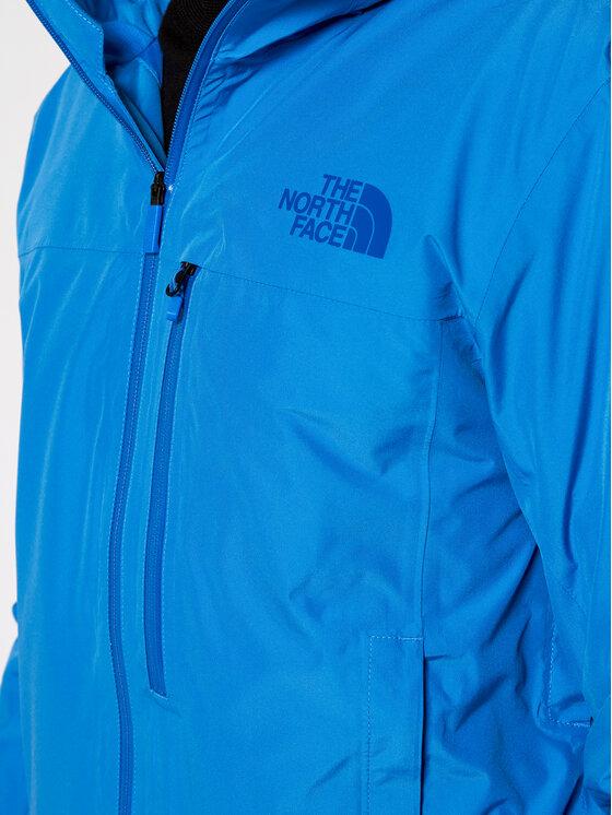 The North Face The North Face Kurtka narciarska Descendit NF0A4QWWW8G1 Niebieski Regular Fit
