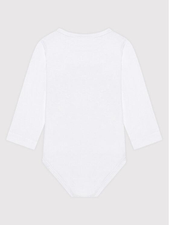 Coccodrillo Coccodrillo Body dziecięce ZC1112601LOV Biały