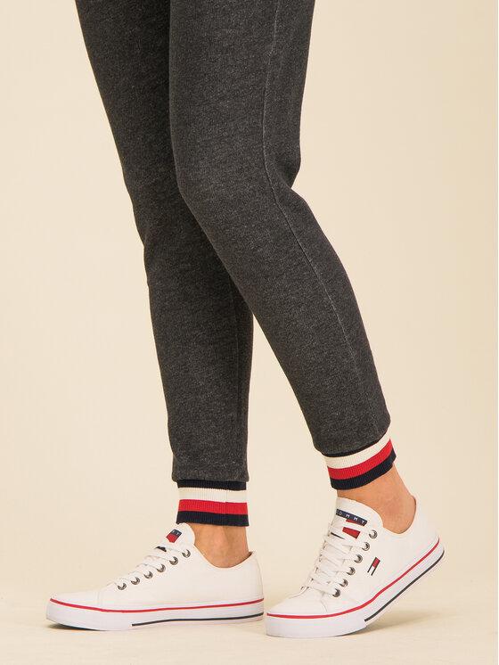 Tommy Hilfiger Tommy Hilfiger Pantalon jogging Track UW0UW01926 Gris Slim Fit
