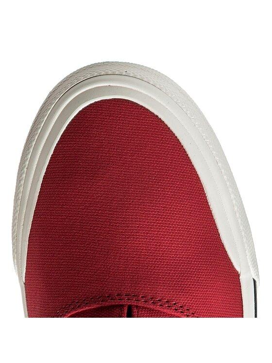 TOMMY HILFIGER TOMMY HILFIGER Гуменки Heritage Textile Sneaker FM0FM01353 Червен
