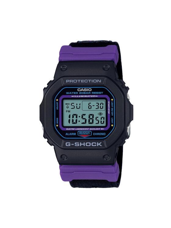 G-Shock Laikrodis DW-5600THS-1ER Juoda