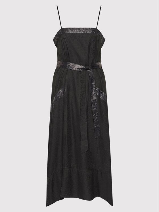 DKNY DKNY Haljina za svaki dan P1GB7K19 Crna Regular Fit