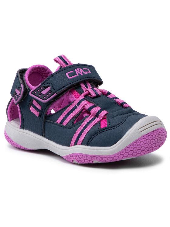 CMP Basutės Baby Naboo Hiking Sandal 30Q9552 Tamsiai mėlyna