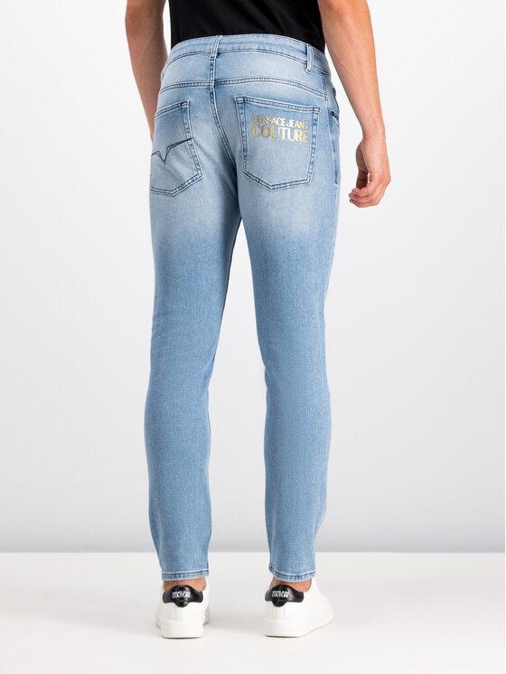 Versace Jeans Couture Versace Jeans Couture Jean A2GUA0DM Bleu Slim Fit