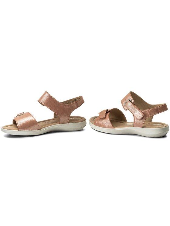 Caprice Caprice Sandały 9-28600-20 Różowy