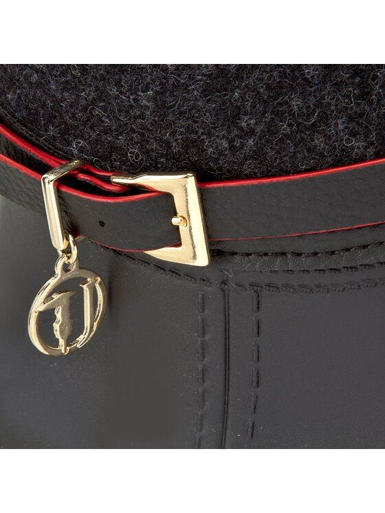 Trussardi Trussardi Jeans Wellington 79S278 Nero