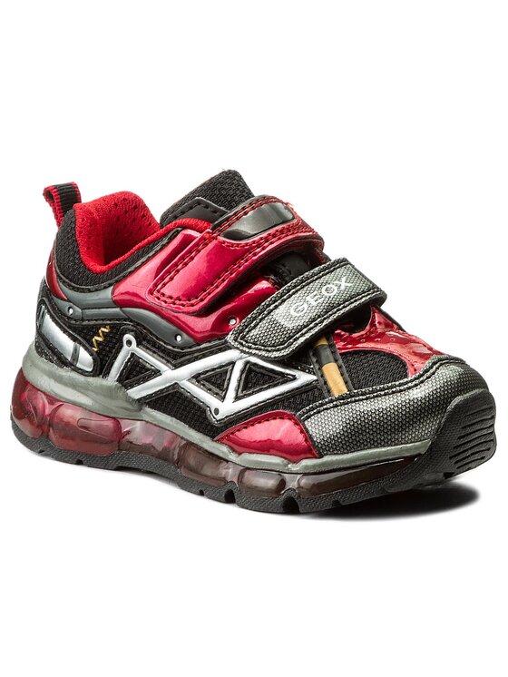 Geox Geox Κλειστά παπούτσια J Android B. B J7444B 011CE C0020 M Μαύρο