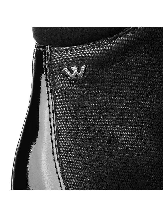 Wojas Wojas Sneakers 7672-71 Nero